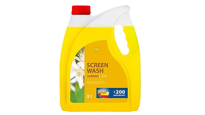 Smart Screenwash 3l + 200 bodů
